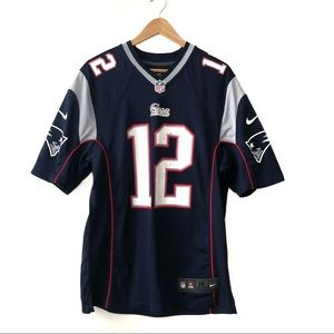 Tom Brady NFL Short Sleeve Jersey